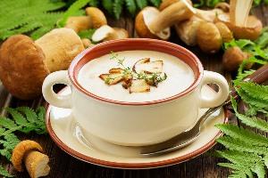 Суп из сушеных белых грибов – рецепт и секреты приготовления